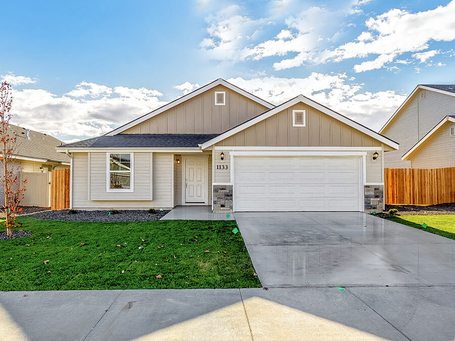 Birch_Front_Exterior_New_Homes_Idaho